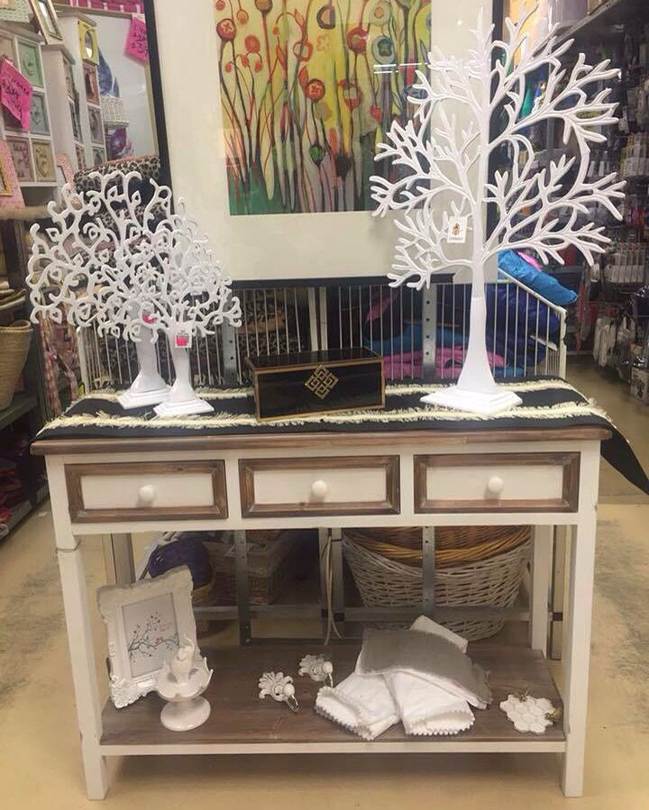 New consoles and occasional tables Call us at 8387-8899 or visit our store for more details!