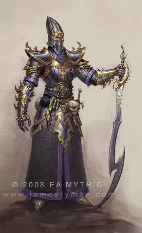 Warhammer Online Concept Art by namesjames on deviantART