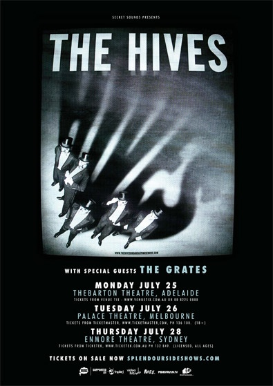 The Hives 2011