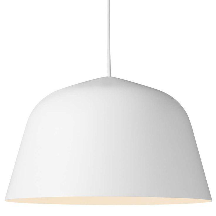 MUUTO Ambit lampe hvit kr. 1995,-
