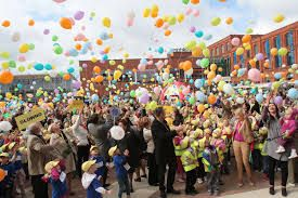 Lots of balloons!