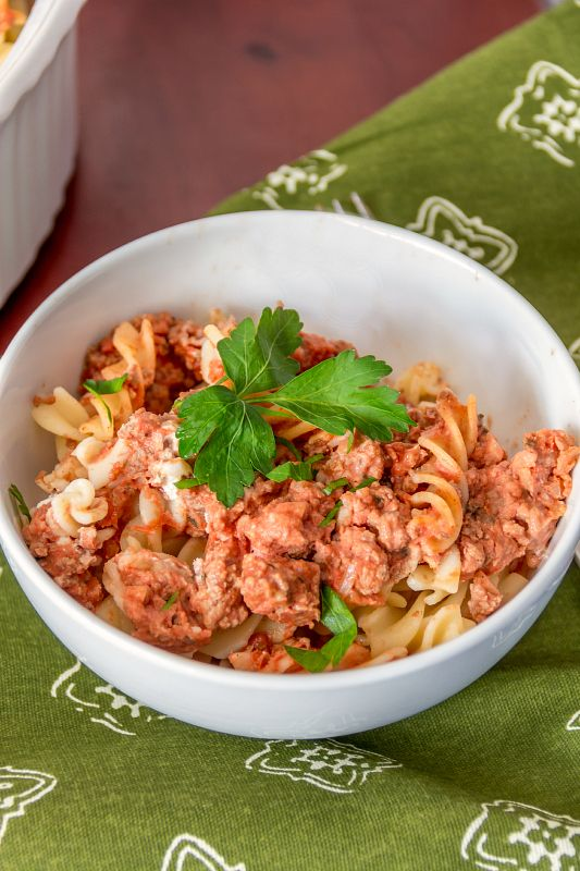 Clean Eating: Quick & Healthy Baked Ziti...plus it's gluten free!