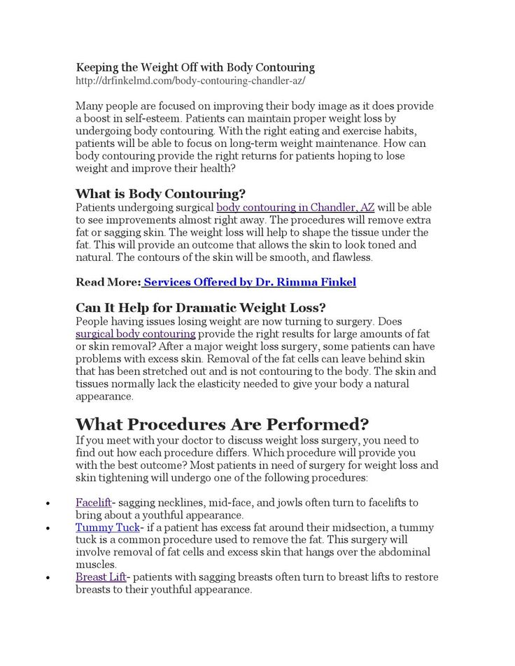 Weight loss using weights photo 9