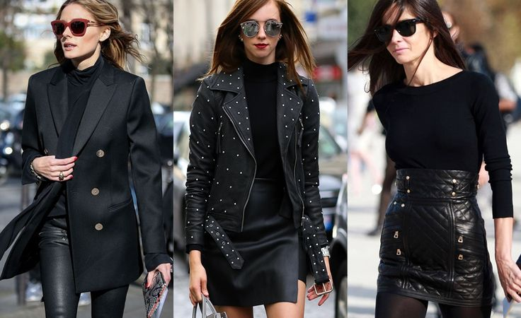 Leather all over! 15 δερμάτινα items, για total leather looks!