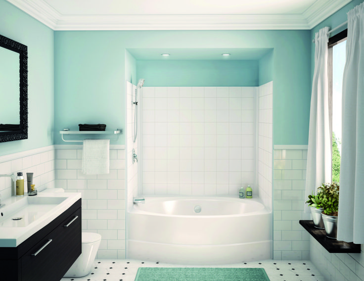 alcove bathtubs  Choosing the Right Bathtubs And Showers