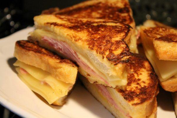 Monte Cristo szendvics