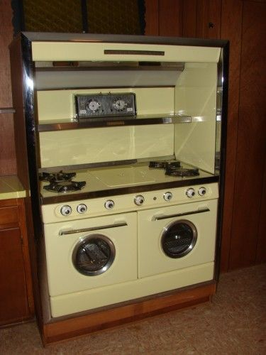 "Western Holly ""Kook Center."" Totally fabulous and one of the coolest appliances ever!!"