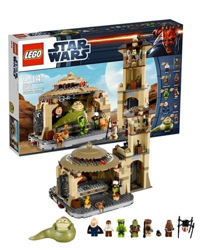 Lego Star Wars - Palacio de Jabba