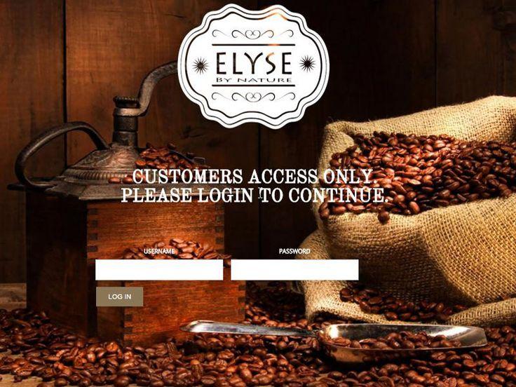 Elyse website