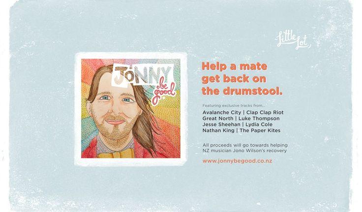 Little Lot | The Original Little Drummer Boy from Jonny Be Good