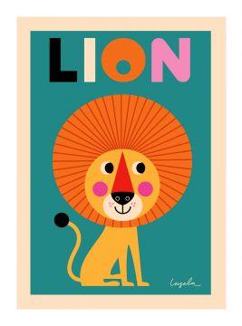Poster-lejon