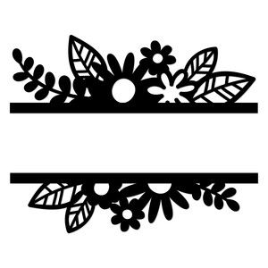 Best 25 Flower Silhouette Ideas On Pinterest Flower