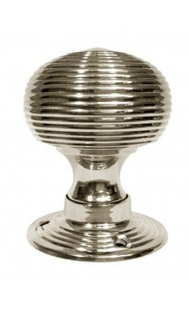 £15 a pair - for all upstairs rooms.  Nickel Beehive Period Door Knob