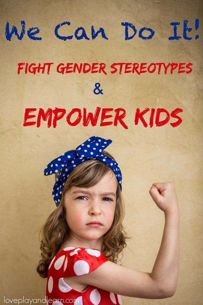 gender stereotypes in young children Adults often unintentionally teach young children gender stereotypes i spoke  with a woman who considers herself open-minded and encourages her son to  play.