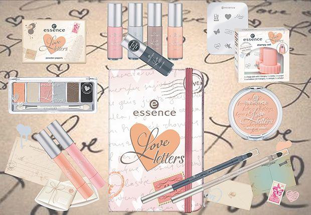 Essence presenta la nuova collezione make up Love Letters >> http://www.youglamour.it/essence-presenta-la-nuova-collezione-make-up-love-letters/