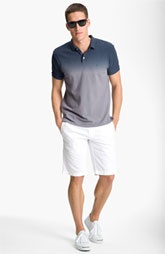 Mark's Shopping Spree: MARC BY MARC JACOBS Polo & BOSS Orange Shorts