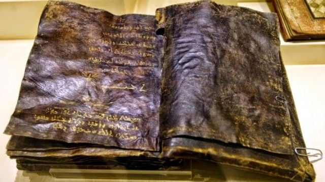 Much to the dismay of the Vatican, an approx. 1500-2000 year old bible was found in Turkey, in the Ethnography Museum of Ankara.  Discovered and kept secret in the year 2000, the book contains the Gospel of Barnabas – a disciple of Christ – which shows that Jesus was not crucified, nor was he the …