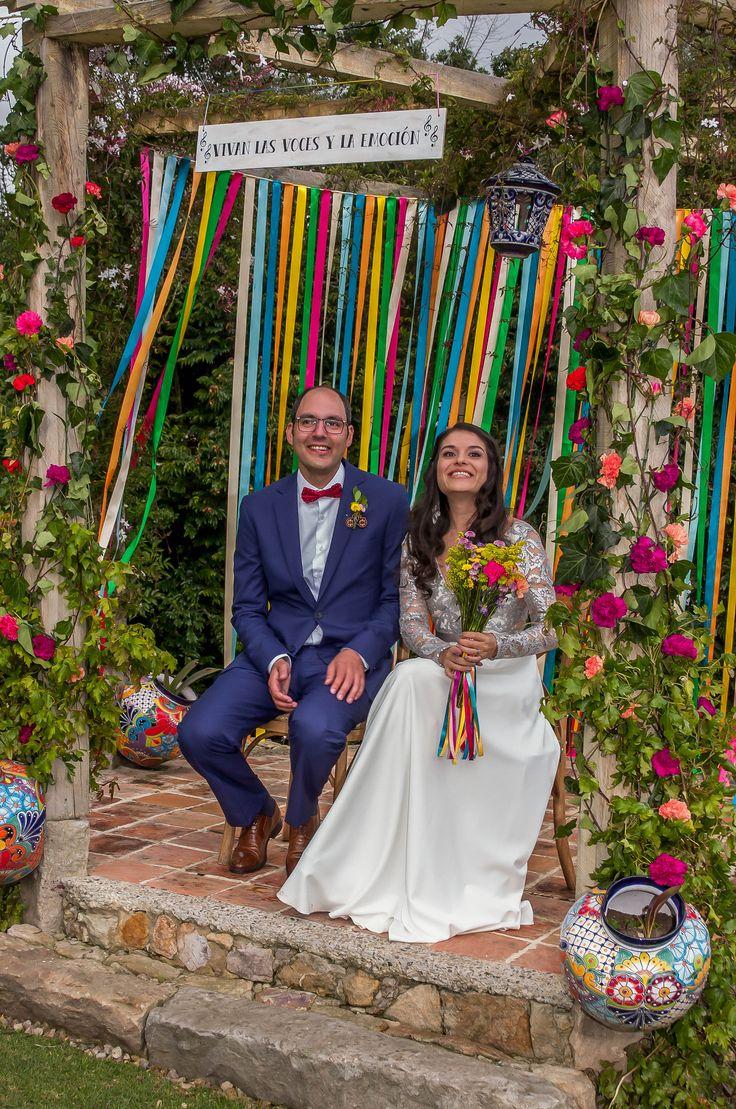 Ceremonia colorida