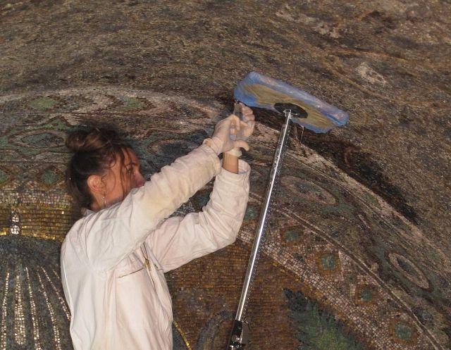 Patrick Blanc / La mosaïque retrouvée du monastère Saint-Gabriel (Turquie)... - Idées - France Culture