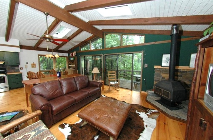 Cottage vacation rental in canaan valley from