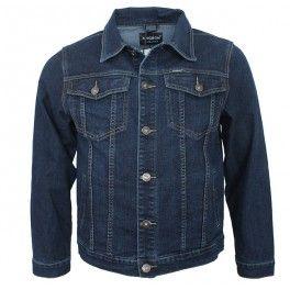 ATM JEANS bunda pánská riflová džíska