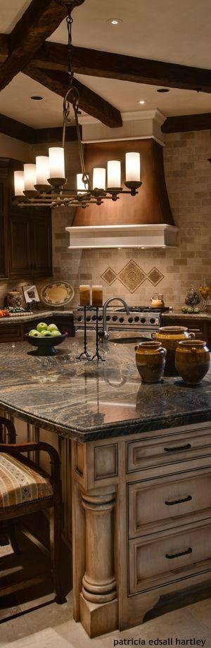 Tuscan kitchen      ᘡղbᘠ                                                                                                                                                                                 More