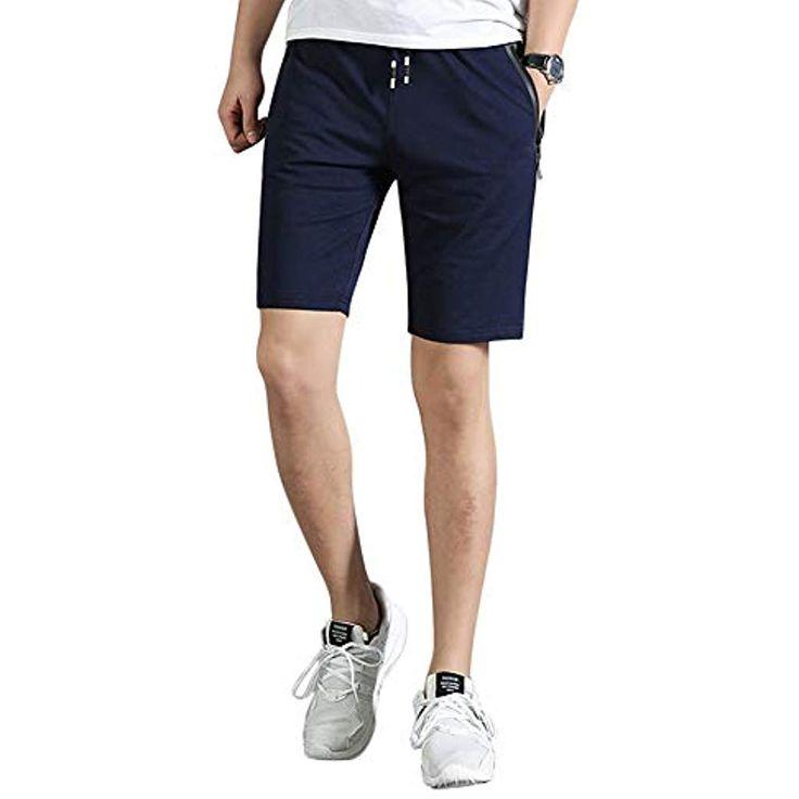 Umelar Herren Shorts Herren Sweatshorts Herren Sport Shorts Fitness Kurze Hose J…