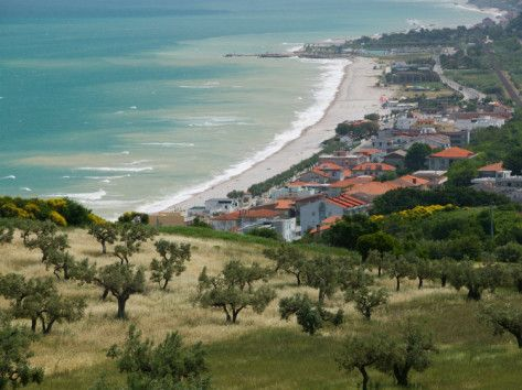 Abruzzo, Italy, where my grandfather came from.