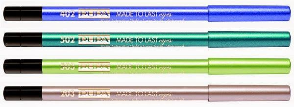 PUPA Made To Last Eye Pencil