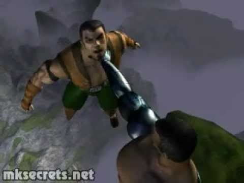 The greatest video game ending of all time. (Mortal Kombat 4 Spoilers)