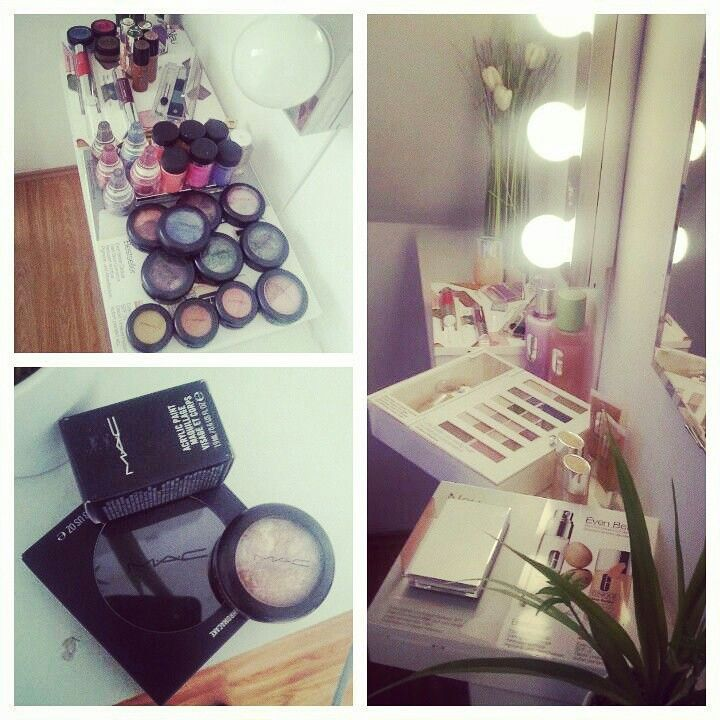 My products/MAC/CLINIQUE/LANCOME/YSL/SMASHBOX/INGLOT/CHANEL and more Www.visagistenausbildung-azer.at