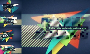 33 Abstract After Effects Templates
