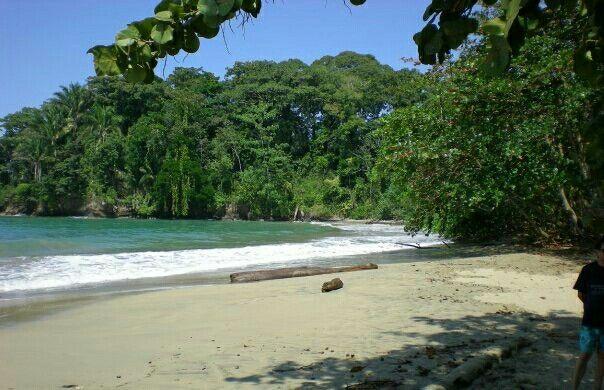 Punta Uva. Limón.  Costa Rica.