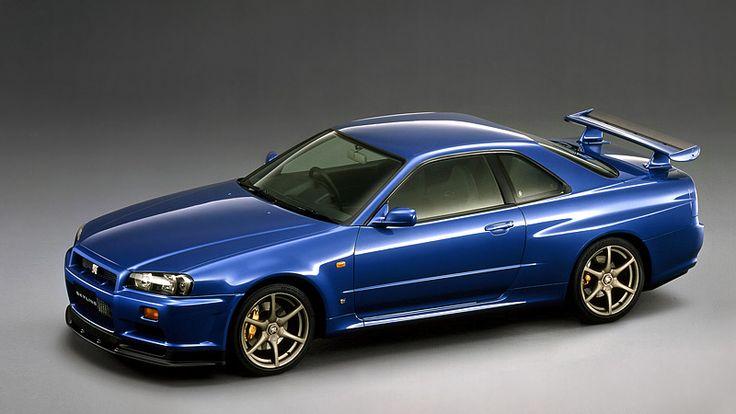 1999 Nissan Skyline GT-R V-spec (BNR34)
