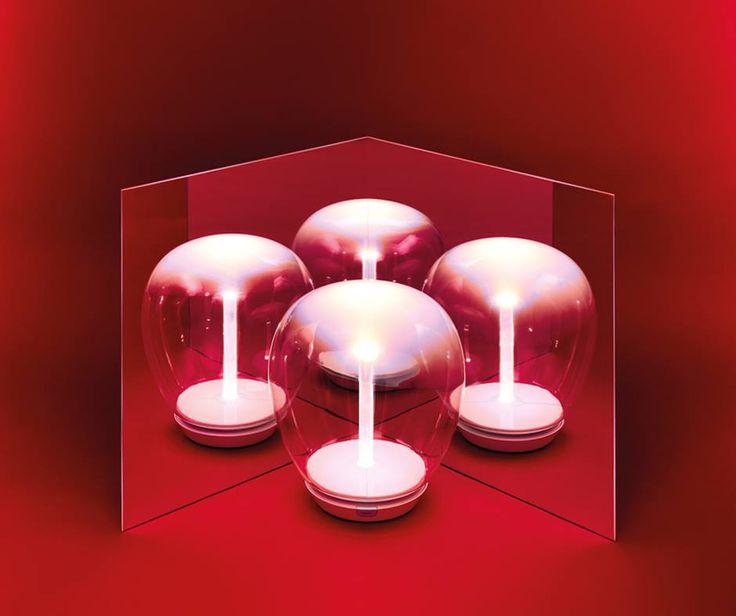 Pierpaolo Ferrari for Artemide : Empatia tavolo ► http://bit.ly/1JiQv5x #design Carlotta de Bevilacqua & Paola di Arianello