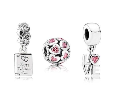 Pandora More Than Words Charm Set at John Greed Jewellery