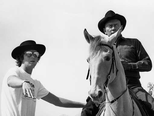 Images and art from Westworld 1973