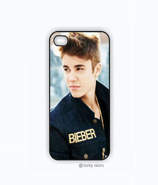 iPhone 5 Case, iPhone 5s Case - Justin Bieber