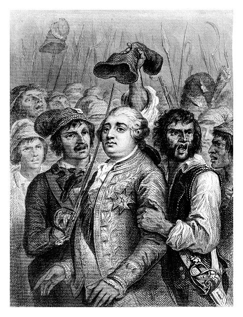 a review of the film danton during the french revolution Film review of danton (1983) along with many former heroes of the revolution, during as a piece of theatre about the french revolution or as a comment.