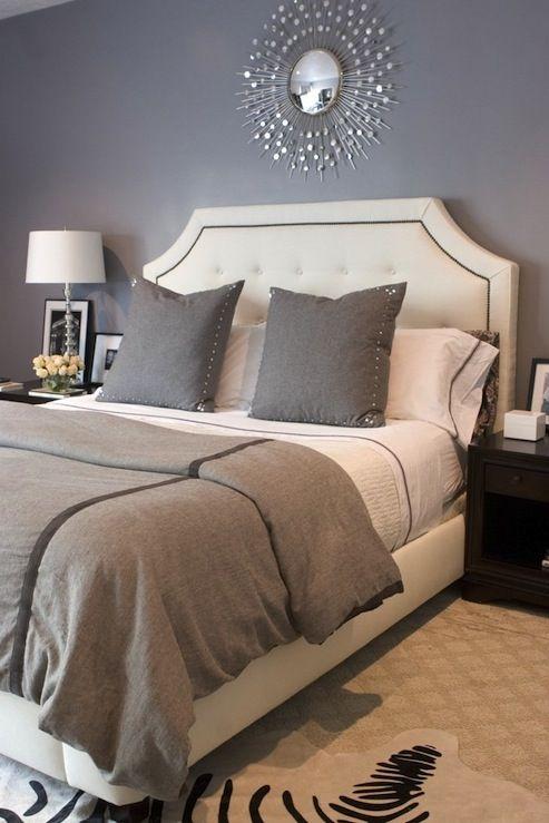 Bedrooms Restoration Hardware Delano Bed White Tufted