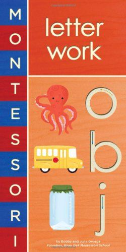 Montessori: Letter Work: Amazon.co.uk: Bobby George, June George: Books £6