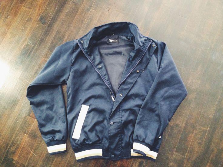Baseball jacket #Baseballjacket #Toitclothing