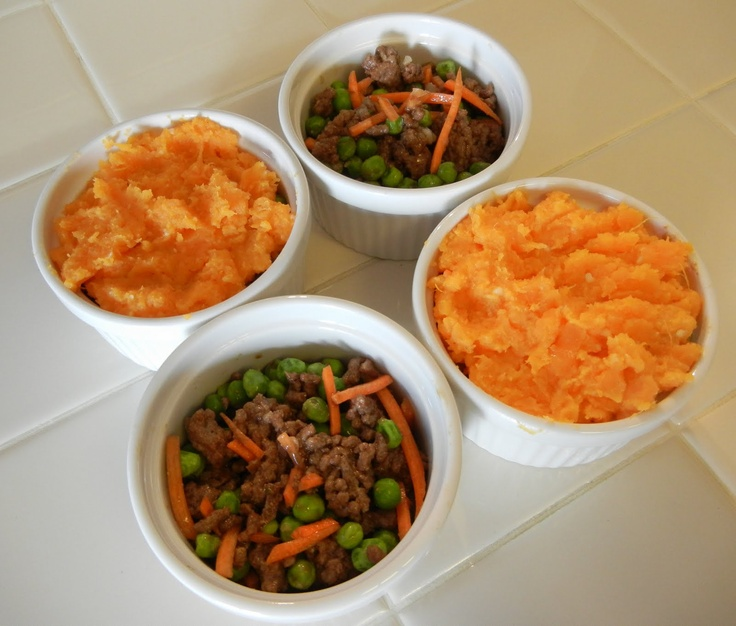 Shelly's Sweet Potato Shepherd's Pie from @Michelle Flynn Vicari