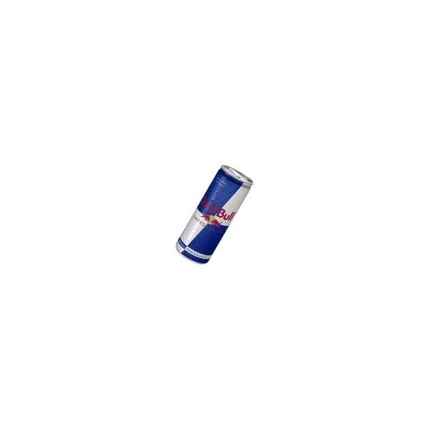 Red Bull Can Energy Drink : Read reviews and compare prices at... ❤ liked on Polyvore featuring drinks, food and food and drink