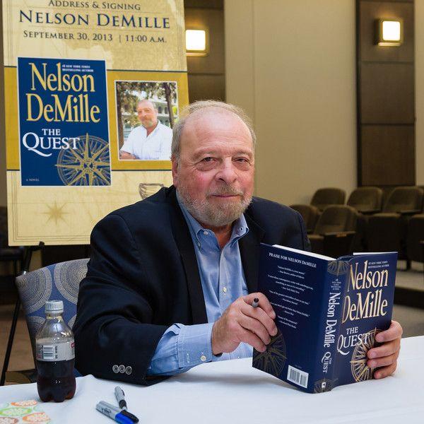 Nelson DeMille Books in Order (inc. John Corey Books in Order)