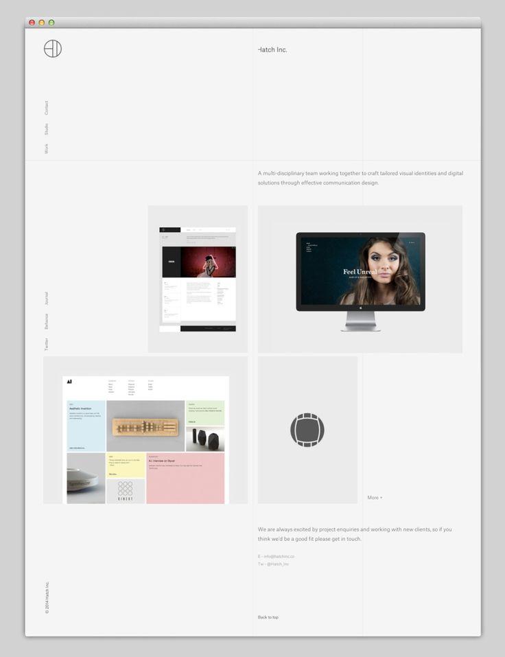30 Minimal Website Designs