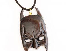 Medalion hand-made Fimo - Batman