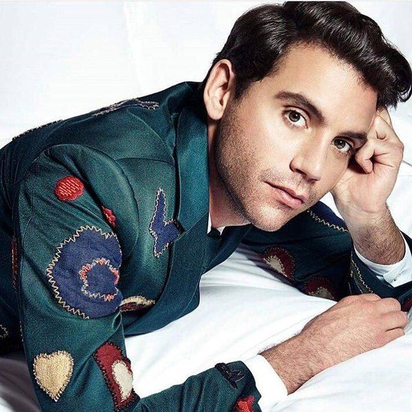 What a gorgeous man