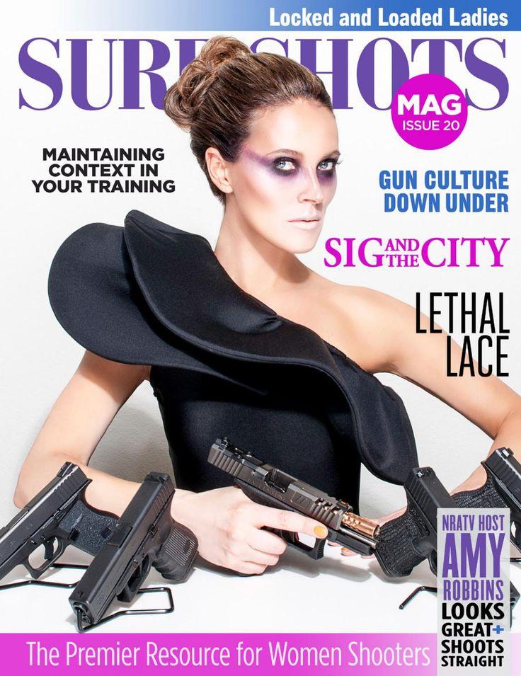 Sure Shots Magazine