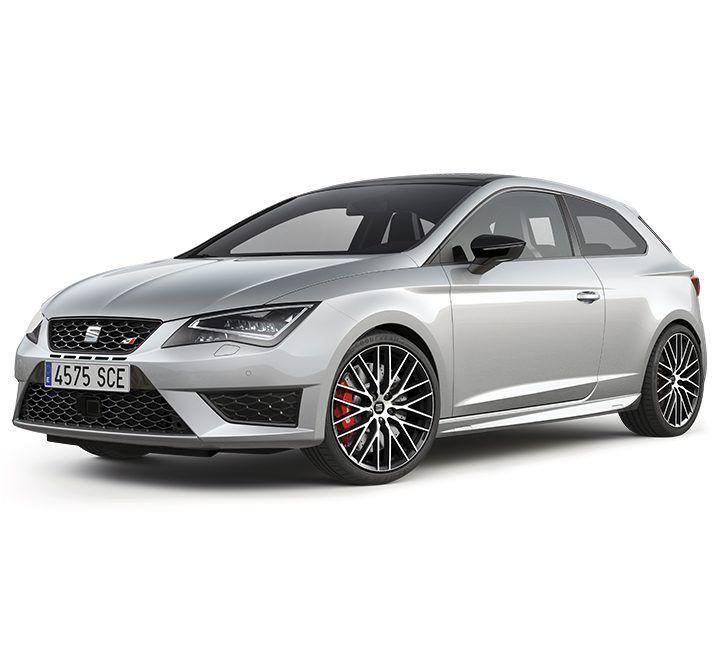 El diseño y la ingeniería de SEAT se han fundido intensamente para crear el SEAT León CUPRA. Combina con intensidad y potencia una nueva dimensión de precisión y conducción ágil. El carácter puro y apasionado del SEAT León CUPRA se refleja en cada aspecto y detalle de su interior y exterior.
